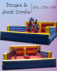 Bungee Run and Joust combo rental