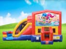 shimmer and shine 3in1 bouncer
