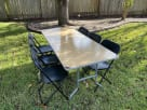 Houston Texas Tables and Chairs for Hire