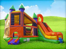 Ultimate 3in1 Bouncy Castle