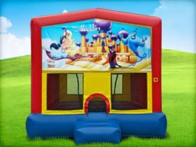 Aladdin Bounce House Rentals