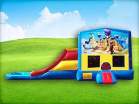 Aladdin Bounce House and Slide