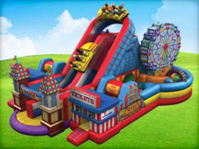 Houston Ferris Wheel Roller Coasters