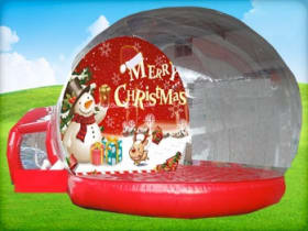 Giant Inflatable Snow Globe Rental