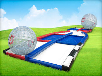 Zorbs for Hire Game Rentals