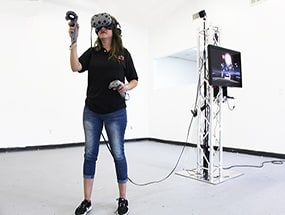 Houston Virtual Reality Party Renals