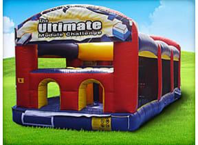 8 Element Obstacle Course