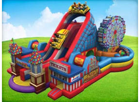 Amusement Park Obstacle