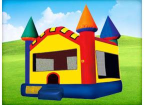 Multi Color Castle