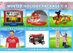 Dallas Winter Holiday Package C8