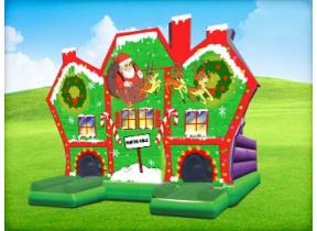 Christmas Holiday Maze