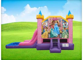 Disney Princesses EZ Combo Wet or Dry