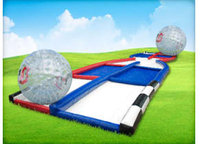 Hamster Ball Collision Course