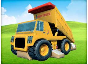 Dump Truck Combo (Wet/Dry)