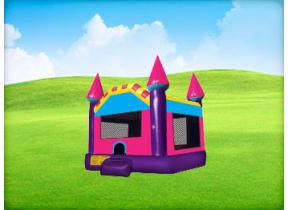 Pink Castle (Tiny Yard Series)