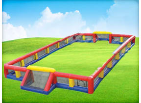 Giant Inflatable Soccer Field