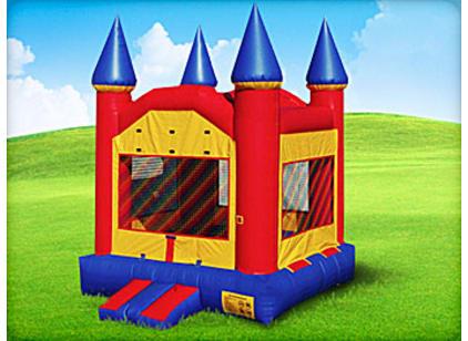 Inflatable Castle Moonwalk
