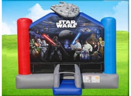 Big Star Wars Bounce House Rentals