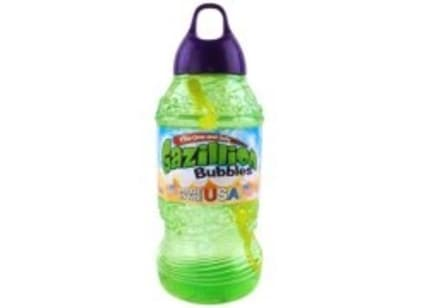 Extra 1-Liter Bottle of Bubbles