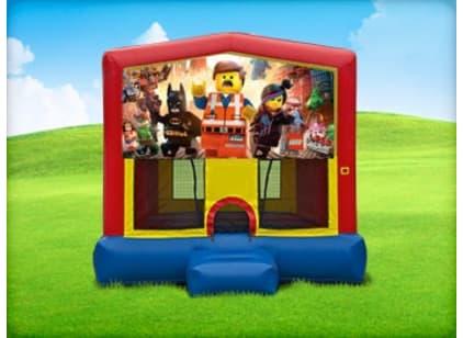 13 x 13 Lego Movie Moonwalk