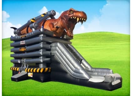 TRex Obstacle Course