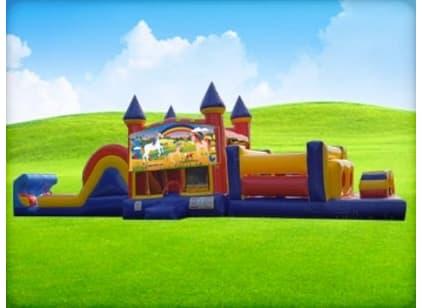 50ft Unicorn Bounce House