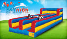 Bungee Run Bounce House