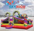 Candy Playland 3D Mockup