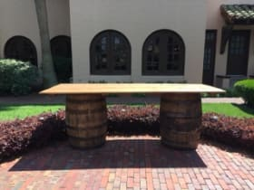 Barrell Table - 8ft