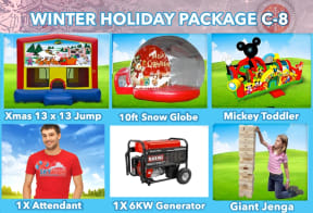 Austin Winter Holiday Package C8