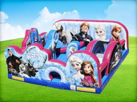 Frozen Toddler Bounce House
