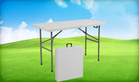4ft Rectangular Kids Tables for Rent