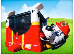 Doggie Rescue Bounce House