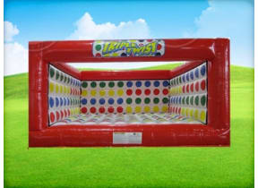 Triple Inflatable Twister 3D