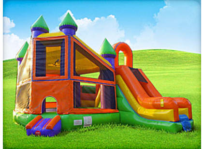 Ultimate 3in1 bounce house