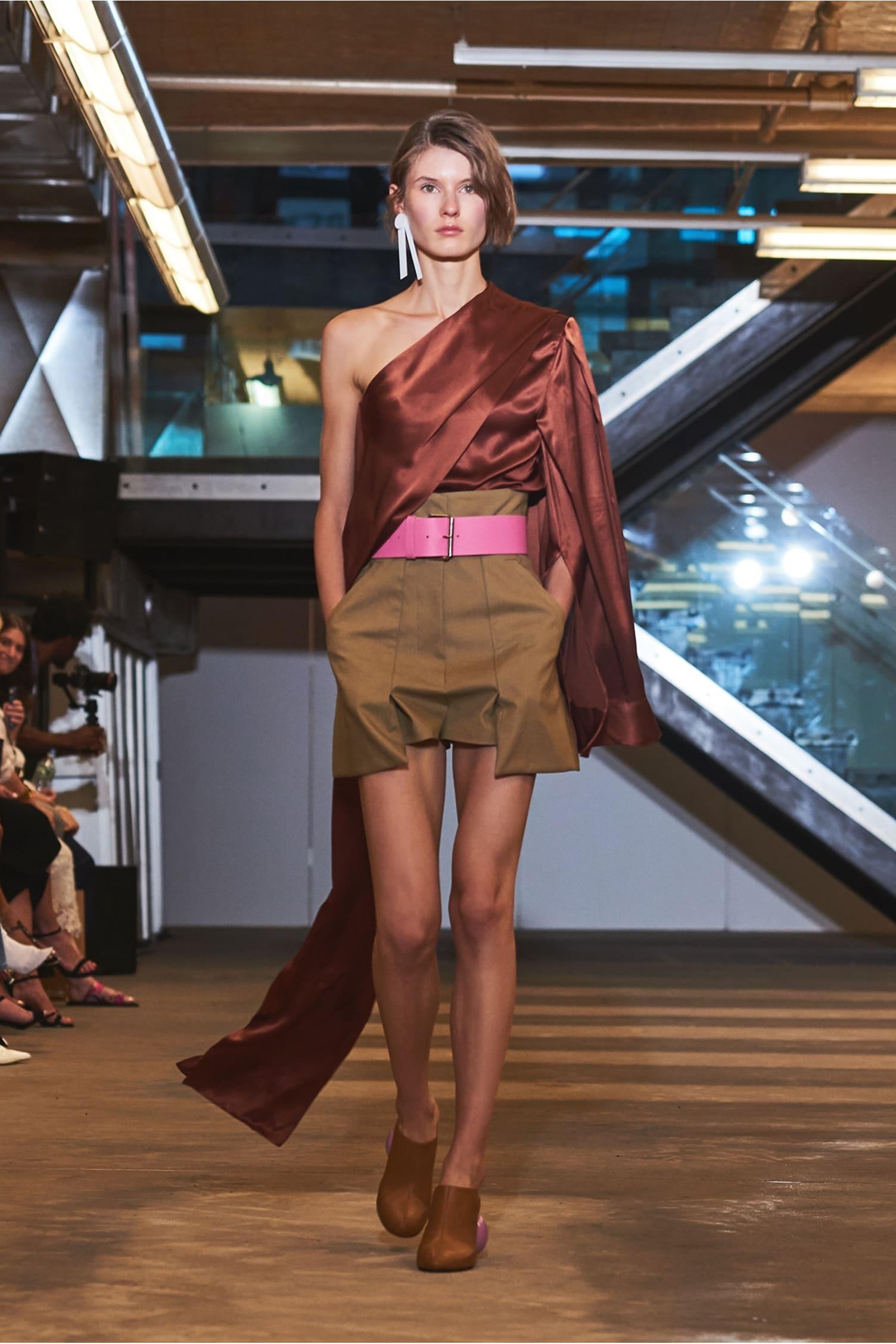 Haydee Shorts Tan