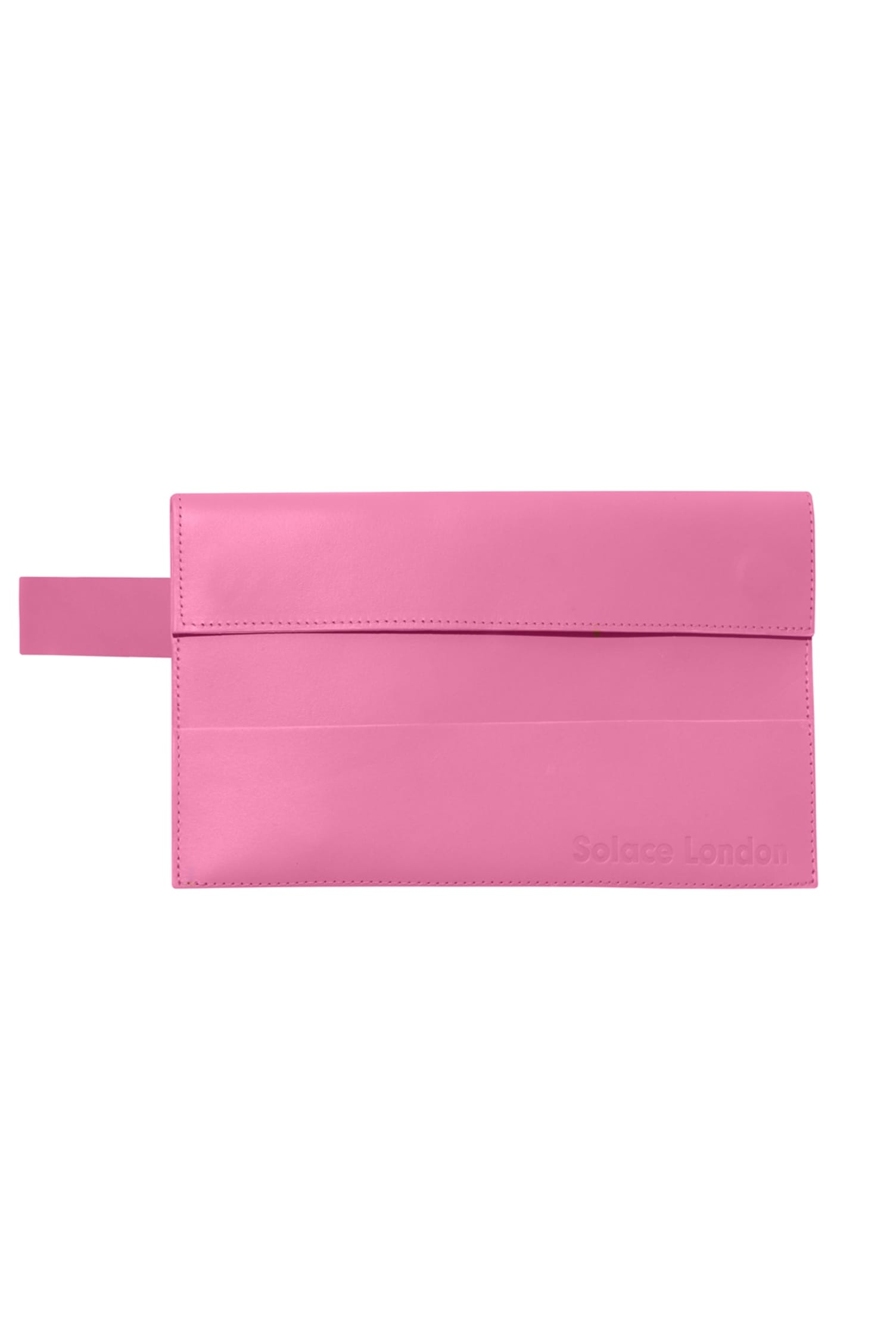 Sutton Envelope Belt Bag Pink