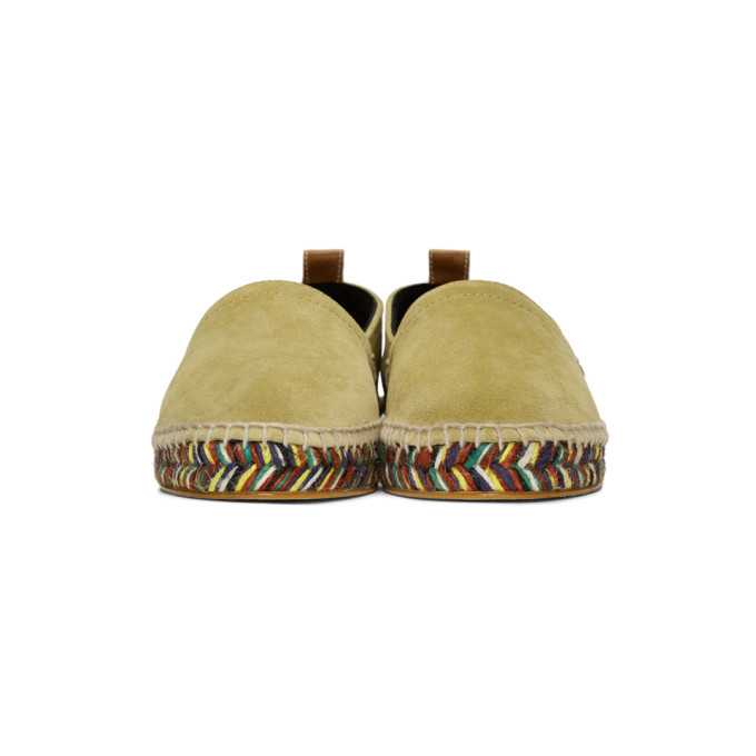 Loewe Tan Multicolor Sole Espadrilles Cheap Sale New Low Shipping Online Hurry Up High Quality Online UKom2A