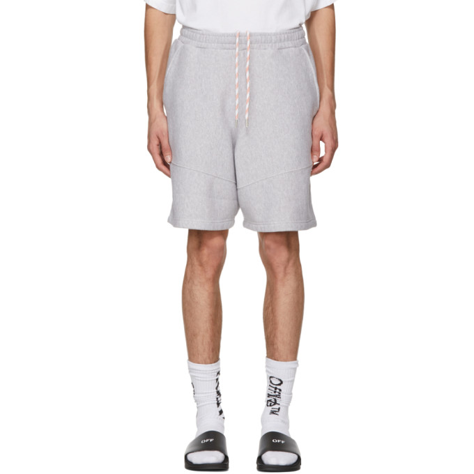 panelled track shorts - Grey HPC Trading Co. Sale Comfortable Release Dates Cheap Classic cklhkgI