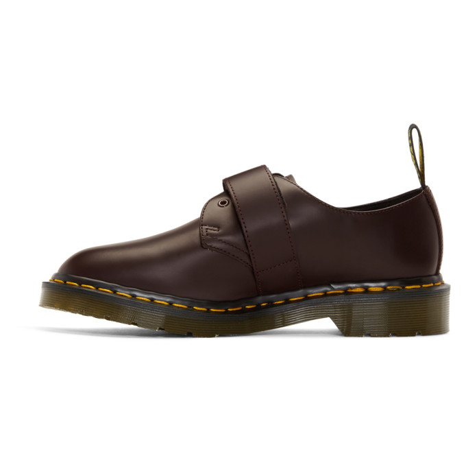 Dr. Martens Burgundy Engineered Garments Edition 1461 Smith Derbys looking for for sale 100% original cheap price geniue stockist cheap online sale big sale clearance eastbay O95I5lNyiE