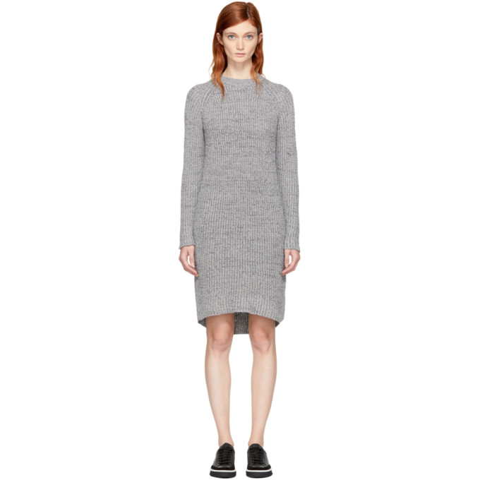 Won Hundred Grey Taya Dress in 9830 Grey