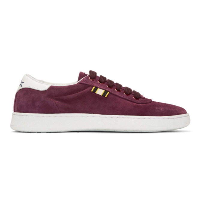 APRIX Aprix Purple Apr-002 Sneakers in Ports
