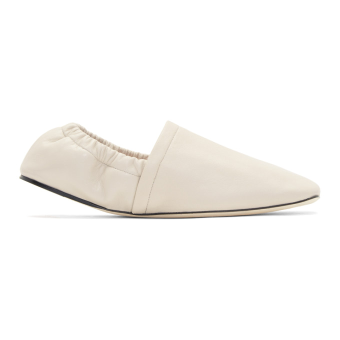 Givenchy Off-White Toney Slippers