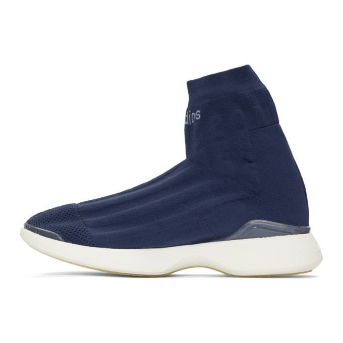 Blue Tristian High-Top Sneakers Acne Studios