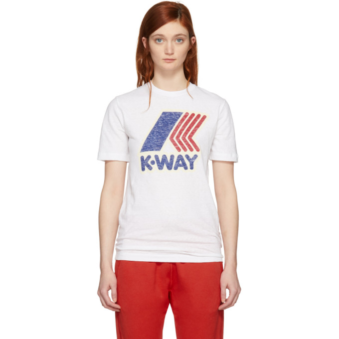 White K Way Edition T Shirt by Dsquared2