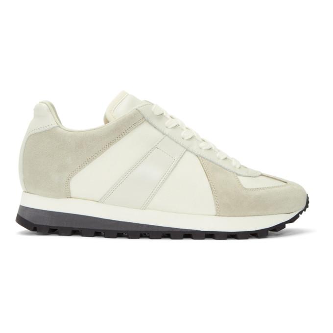 Off-White Runner Sneakers