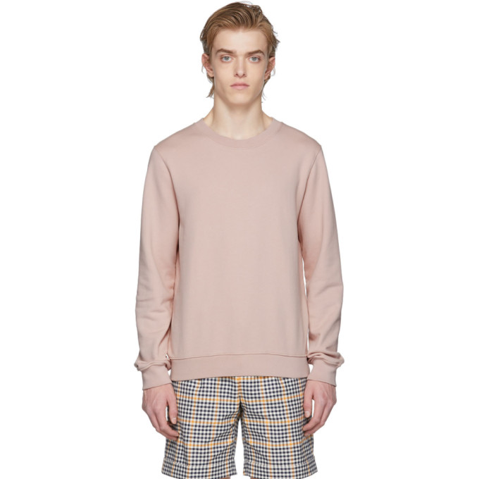 ÉDITIONS M.R Editions M.R Pink Classic Sweatshirt