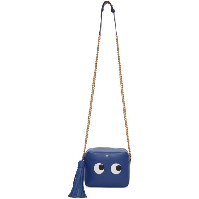 Blue Eyes Crossbody Bag by Anya Hindmarch
