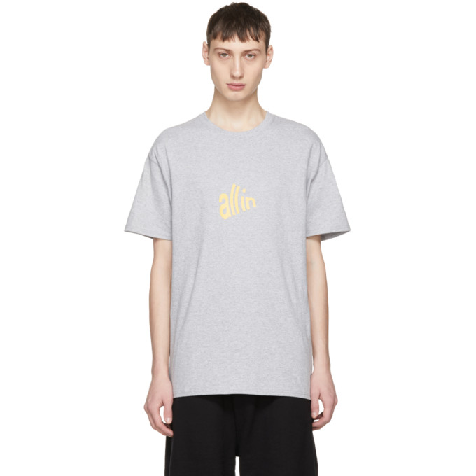 ALL IN round neck T-shirt