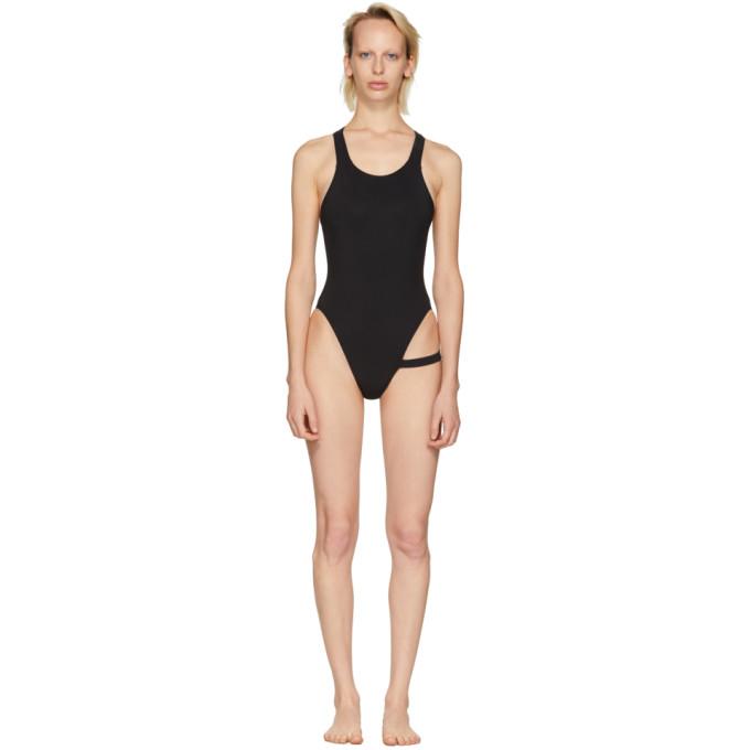 MARIEYAT Black Shanice One-Piece Swimsuit